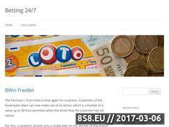 Miniaturka domeny www.magiapoligrafii.eu