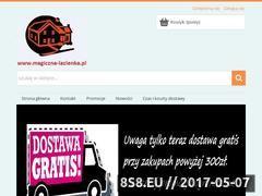 Miniaturka domeny www.magiczna-lazienka.pl