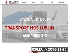 Miniaturka domeny magmarhds.pl