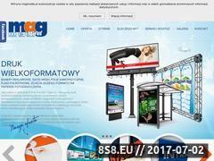 Miniaturka domeny www.magmedia.pl