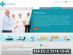Miniaturka domeny www.magnetoterapia-pulsacyjna.pl