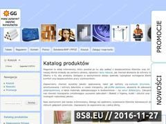 Miniaturka domeny www.magomet.szczecin.pl