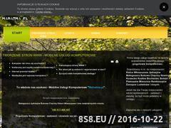 Miniaturka domeny www.mahatma.pl