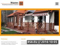 Miniaturka domeny www.majster.tizun.pl