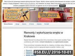 Miniaturka domeny www.majsterdamian.pl