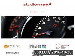 Miniaturka domeny www.mak.pl