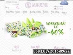 Miniaturka Artykuły Minky dla Dzieci i Rodziców (www.makaszka.pl)