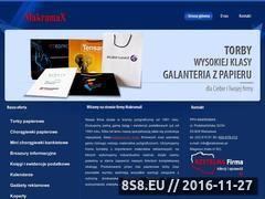 Miniaturka domeny www.makramax.pl