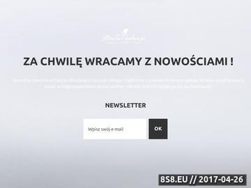 Zrzut strony Salon Kosmetyczny Kraków Mała Piękność
