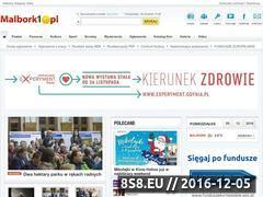 Miniaturka domeny malbork1.pl