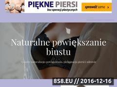 Miniaturka domeny www.male-piersi.niebanalny.pl