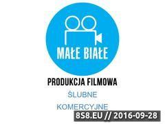 Miniaturka domeny www.malebiale.pl