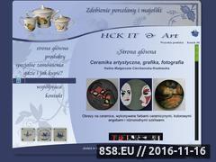 Miniaturka domeny www.malowanaceramika.pl