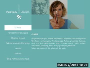 Zrzut strony Obrazy ze zdjęć