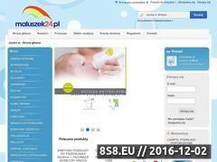 Miniaturka domeny maluszek24.pl