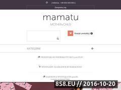 Miniaturka domeny mamatu.pl