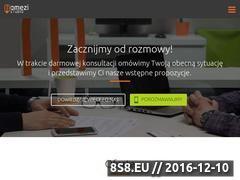 Miniaturka domeny mamezi.pl