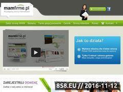 Miniaturka domeny mamfirme.pl