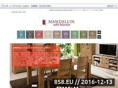 Miniaturka domeny mandallin.pl