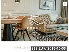 Miniaturka domeny www.mangostudio.pl