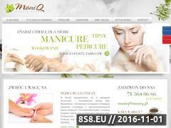 Miniaturka domeny www.maniq.pl