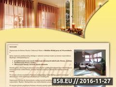 Miniaturka domeny www.mantissa.pl
