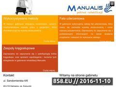 Miniaturka domeny manualis.pl