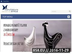 Miniaturka domeny manufakturastylu.pl