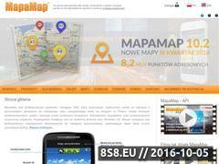 Miniaturka domeny www.mapamap.pl