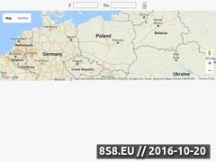Miniaturka domeny www.mapasamochodowa.com.pl