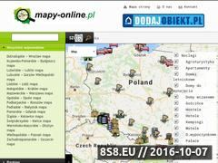 Miniaturka domeny mapy-online.pl