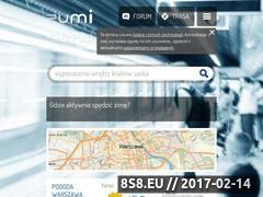 Miniaturka domeny www.mapy.zumi.pl