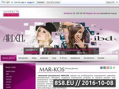 Miniaturka domeny www.mar-kos.pl