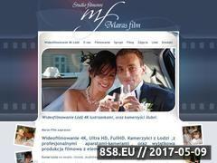 Miniaturka domeny maras-film.pl