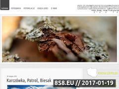 Miniaturka domeny marcinkarpinski.pl