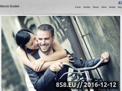 Miniaturka domeny www.marcinorzolek.com