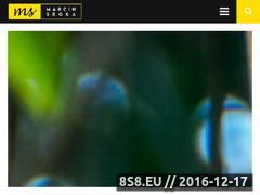 Miniaturka domeny www.marcinsroka.pl