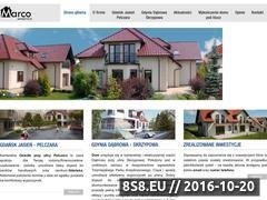 Miniaturka domeny marcoinwestycje.pl