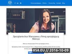 Miniaturka domeny www.marcusmp.pl