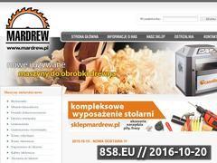 Miniaturka domeny www.mardrew.pl