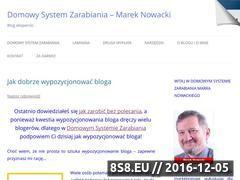 Miniaturka domeny marek-nowacki.pl
