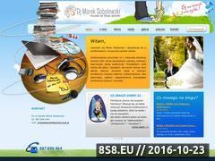 Miniaturka domeny www.mareksobolewski.com