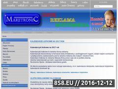 Miniaturka domeny maretronic.pl