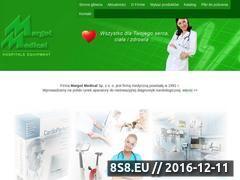 Miniaturka domeny www.margotmedical.pl