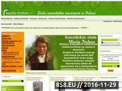 Miniaturka domeny maria-treben.pl