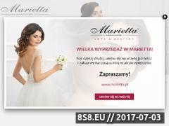 Miniaturka domeny marietta.pl