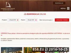 Miniaturka domeny www.marinajastarnia.pl