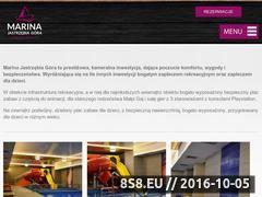 Miniaturka domeny www.marinajastrzebiagora.pl