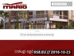 Miniaturka domeny www.mario.warszawa.pl