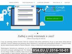 Miniaturka domeny marketing.all4u.pl